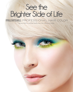 Paul Mitchell Professional Hair Color: Blondes
