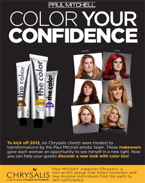 Paul Mitchell Professional Hair Color: Color Your Confidence